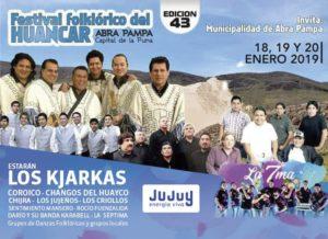 Festival del Huancar1
